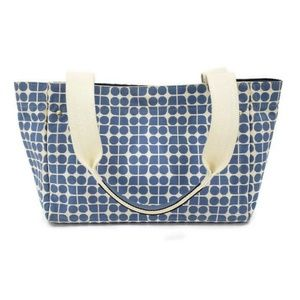 Kate Spade Dot Noel Canvas Handbag Purse